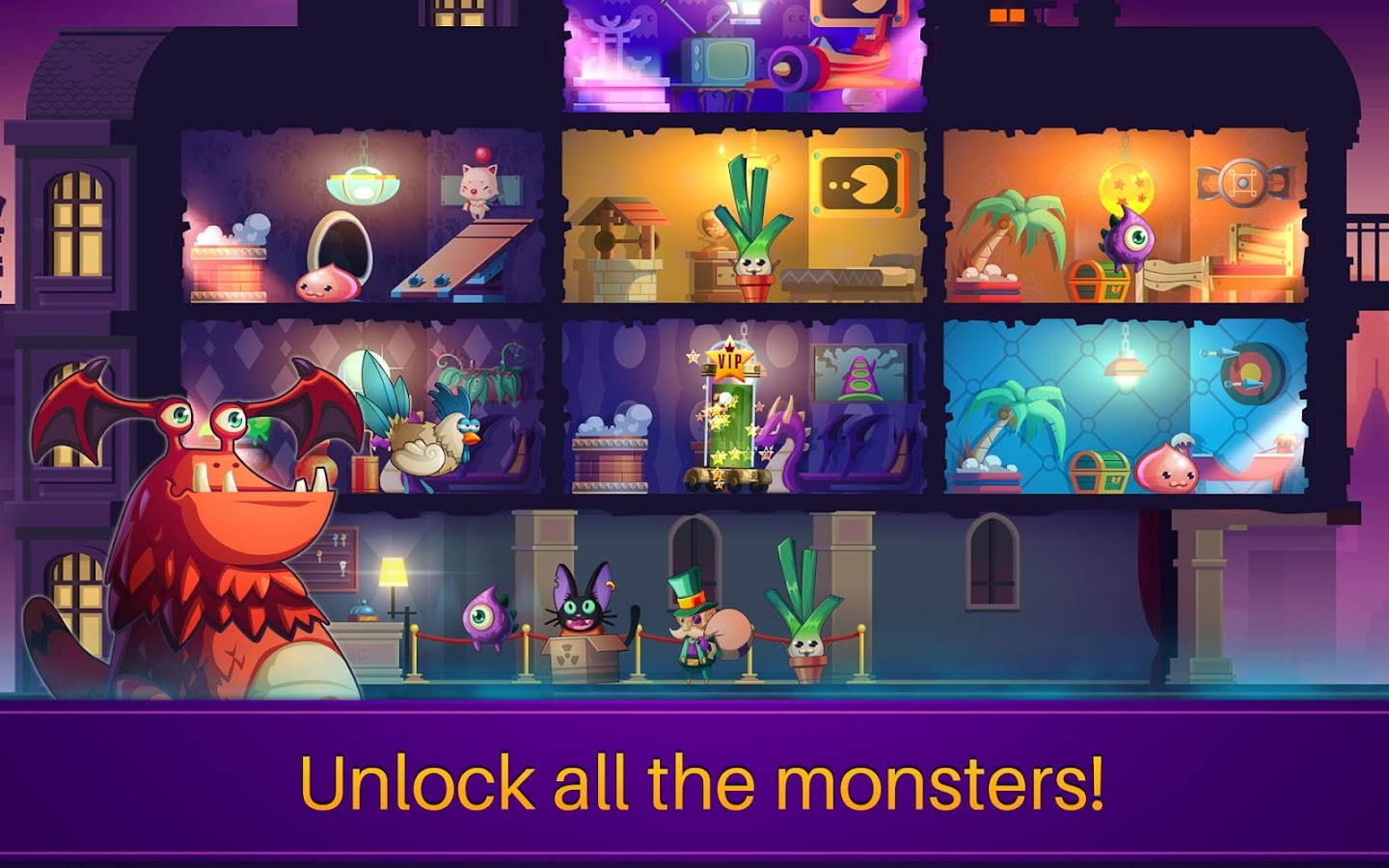 Monster Hotel- screenshot