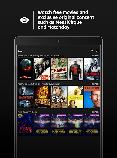 Rakuten TV - Movies & TV Series screenshots 15