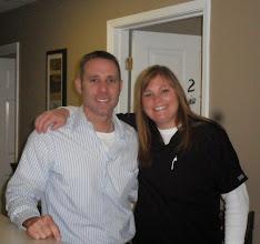 Photo: chiropractic clinic