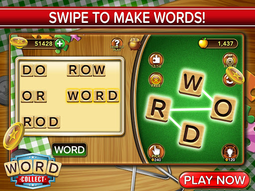 Word Collect - Free Word Games - screenshot