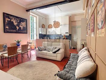Appartement meublé 5 pièces 140 m2