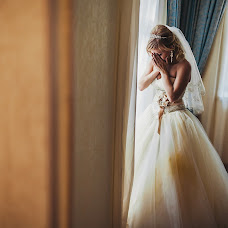 Wedding photographer Maksim Egerev (egerev). Photo of 25.03.2016