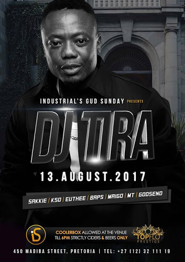 GUD Sunday FT DJ TIRA : Industrial Shisanyama