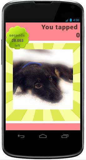 German Shepard Tap- Dog Game screenshot 1