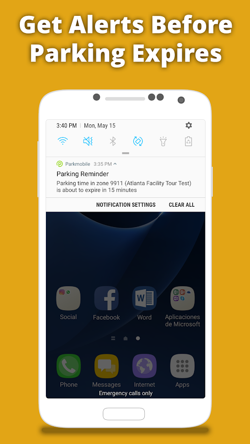 ParkHouston - Powered by Parkmobile- screenshot