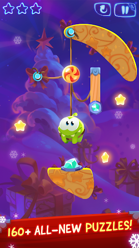 Cut the Rope: Magic game (apk) free download for Android/PC/Windows screenshot