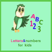 Numbers &Letter games for kids