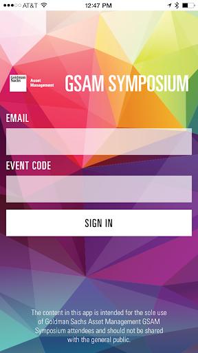 GSAM Symposium 2015