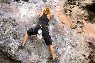 Half-Day Rock Climbing Course at Railay Beach by King Climbers