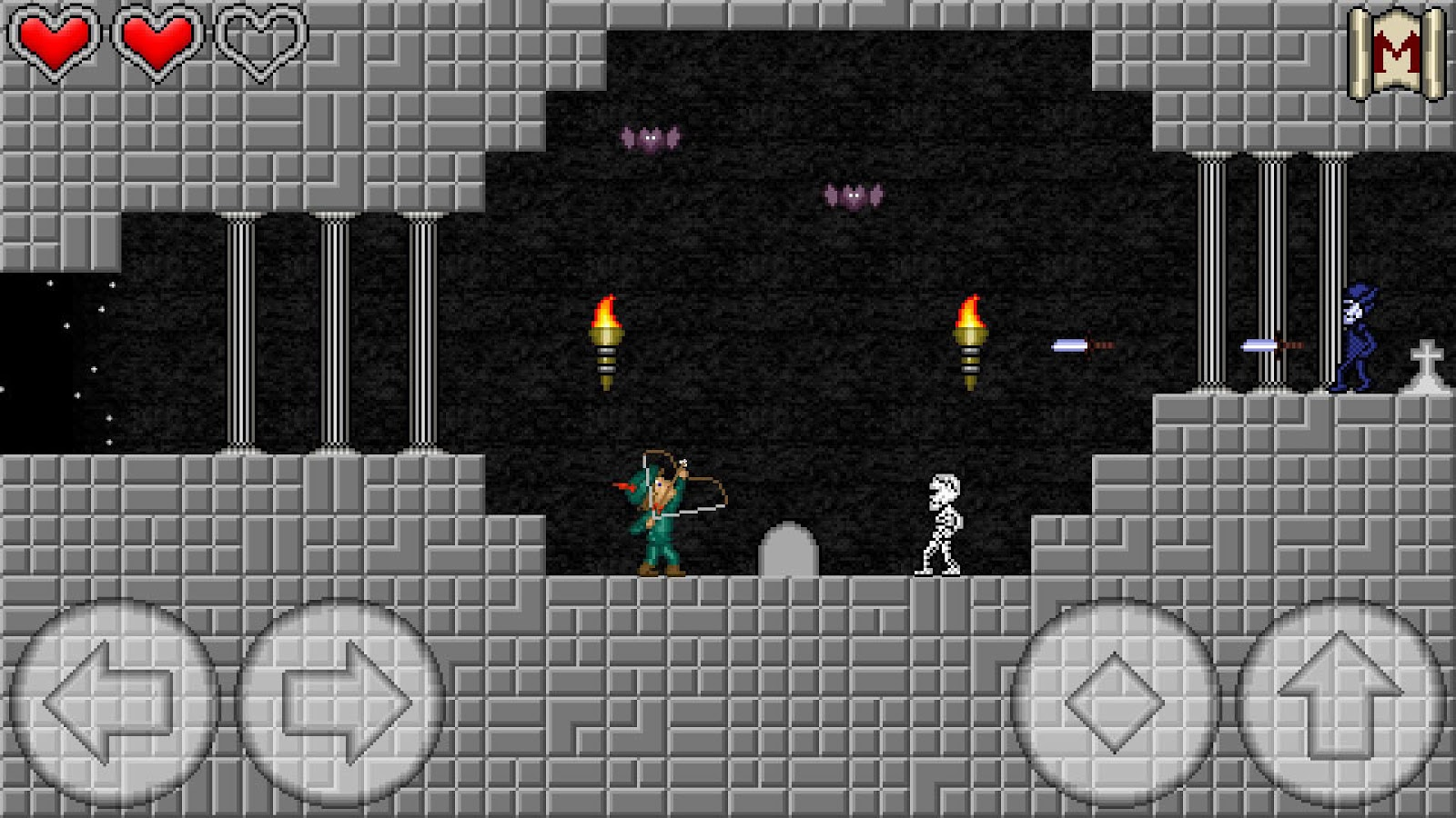 Pixel Arrow- screenshot