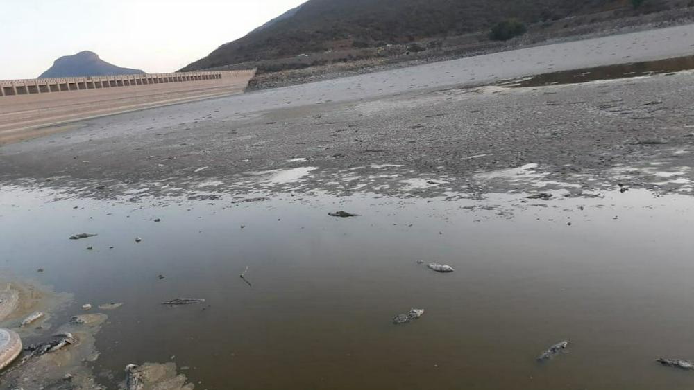 Rompslomp keer dat Graaff-Reinet hulpfondse gebruik omdat dam droog word - HeraldLIVE