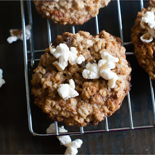 Oatmeal Raisin POPCORN Cookies