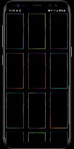 Galaxy phone Edge Lighting Live Wallpaper 2