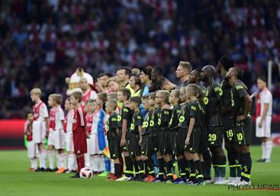 Le coach de l'Ajax veut s'inspirer du déplacement au Standard
