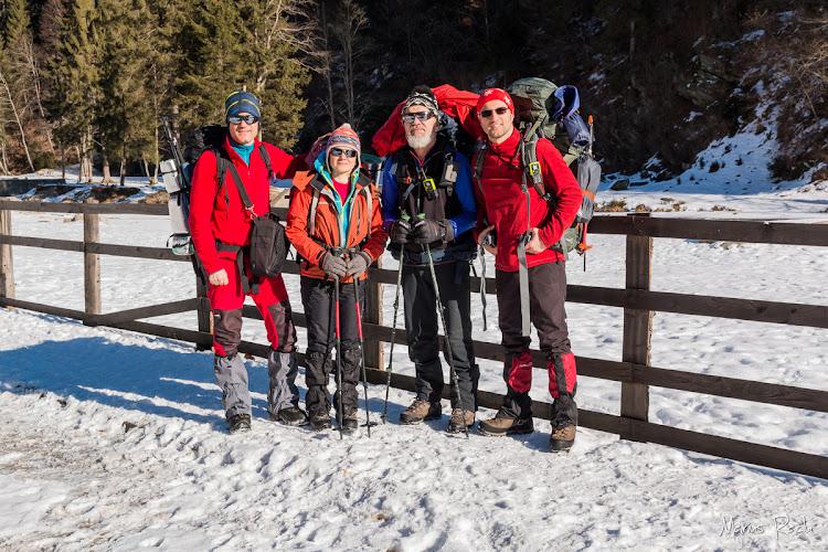 Marius, Moniq, Puiu, Cristian, foto Marius