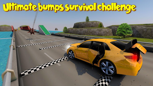 Impossible Track Speed Cars Bump Driving Games 3.0.06 screenshots 2