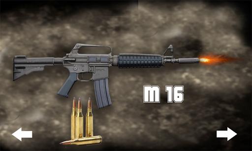 Sniper War Action Guns