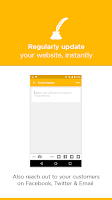 Screenshot of NowFloats Boost