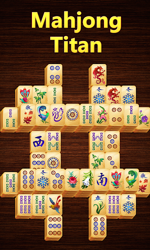 Mahjong Titan Android App Screenshot