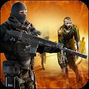 a Zombie: Zombie Shooter - Dead City Island