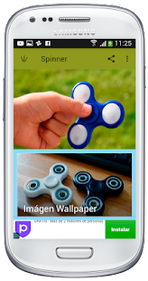 Spinner Wallpapers - náhled