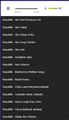 Download semua lagu republik band.