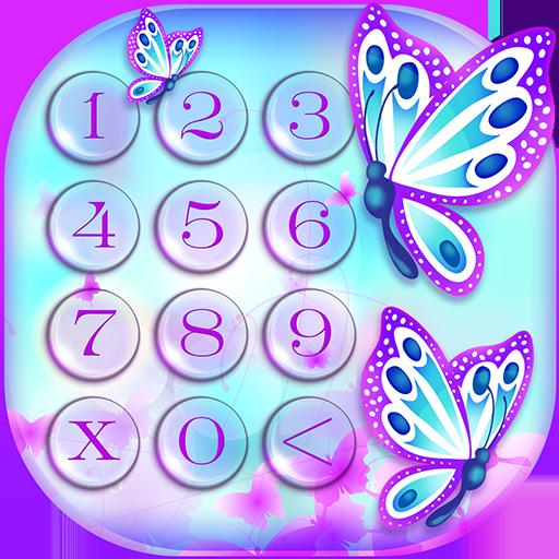 Butterfly Keypad App Locker