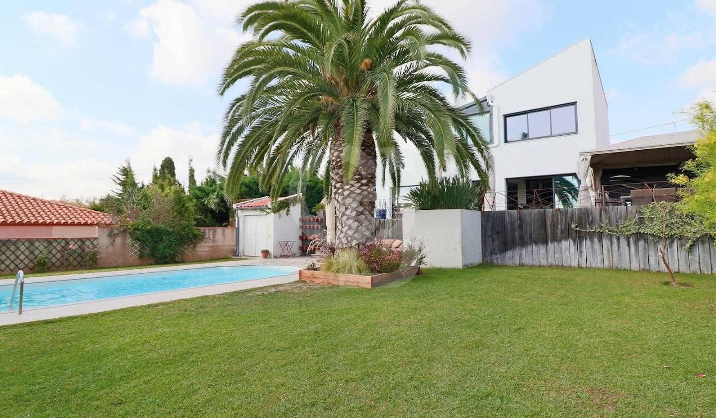 Villa with pool and terrace Perpignan