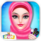 Hijab Girl Salon- Muslim Fashion Princess Makeover