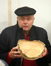 Photo: Tom liked the large toothed bark on bowl.