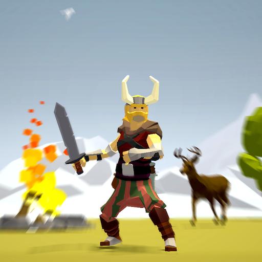 Viking Village RTS APK Cracked Download
