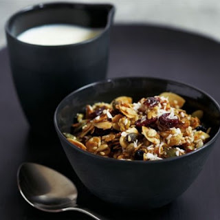Good-for-You Granola Recipe