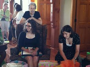 Photo: doting grandma