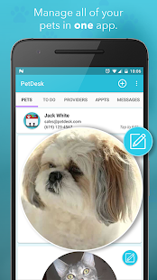 PetDesk- screenshot thumbnail