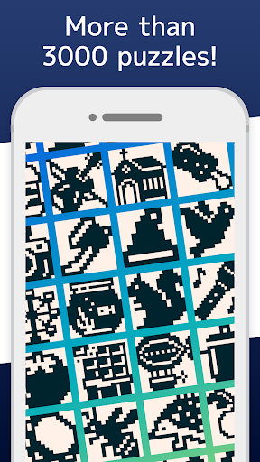 Nonograms 999 griddlers  screenshots 1