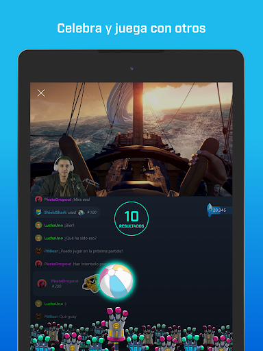 Mixer – Interactive Streaming screenshot 9
