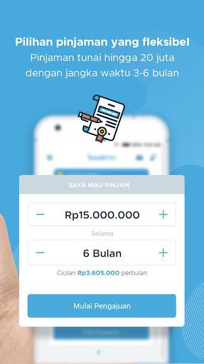 TunaiKita - Pinjaman Uang Tunai Tanpa Jaminan  screenshots 2