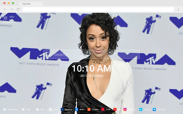Liza Koshy New Tabs HD Wallpapers Themes