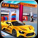 Smart Car Wash Service : crazy car stunts icon