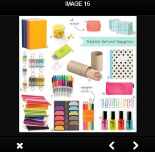 DIY School Supplies Ideas - náhled