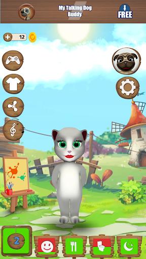 Talking Cat Lily 2 1.9.1 screenshots 2