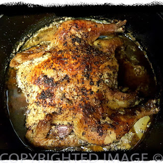 Jamie Oliver Milk Chicken