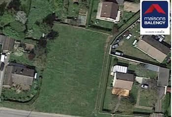 Terrain à bâtir 881 m2