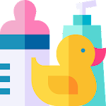 Baby Care Tracker - Track Your Baby's Progress Icon