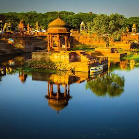 Machkund Temple Complex by Avanish Dureha - Buildings & Architecture Places of Worship ( rajasthan, 2015, dureha@gmail.com, incredible india, india, avanish dureha, dholpur,  )
