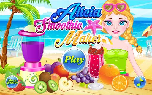 Alicia Fruit Smoothies Maker