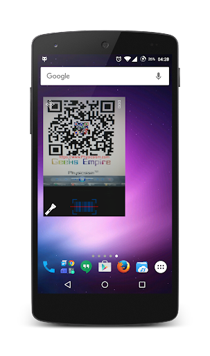 QuickMark Barcode Scanner - Android Apps on Google Play
