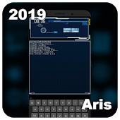 Future UI -- Aris Launcher Theme Android APK Download Free By Aris Open Universe