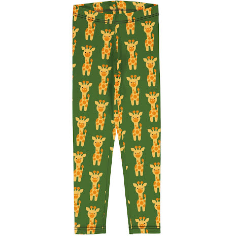 Maxomorra Leggings Sweat Giraffe