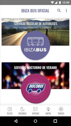 Ibiza Bus 3.5 screenshots 1